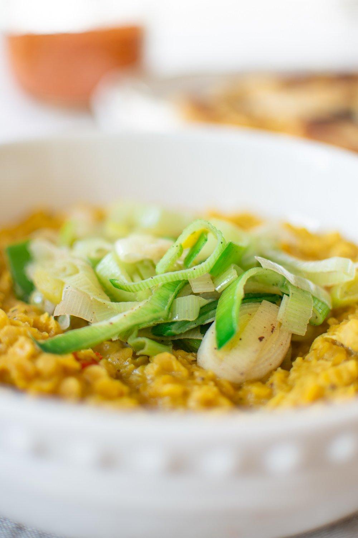 Indian red Lentil Soup - Daal, Dal