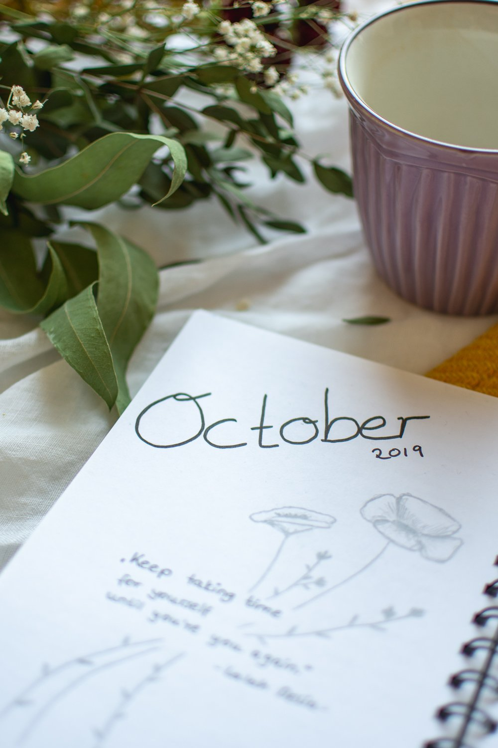 Introduction to Journaling and simple Ideas how to start