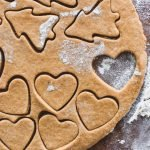 These soft ginger cookies are easy to make, chewy, and irresistibly delicious. The combination of spices and molasses, create a perfect cookie recipe for Christmas. #christmasbaking #vegancookies #gingerrecipes | ginger cookies recipe Christmas | vegan cookies recipes egg free | vegan cookies recipes easy