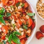 Sommer Melonen Salat_Summer Melon Salad
